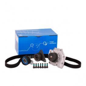Wasserpumpe + Zahnriemensatz SKF VKMC 06604 kaufen und wechseln