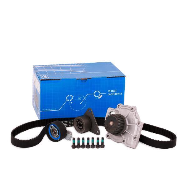 Vattenpump + kuggremssats SKF VKMC 06604 Recensioner
