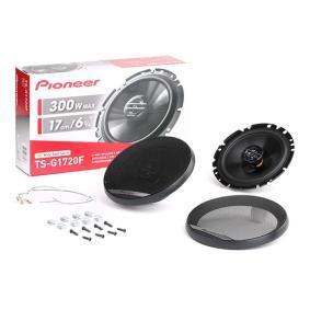 TS-G1720F PIONEER TS-G1720F Ø: 165mm, 6.5tum, Effekt: 300W Högtalare TS-G1720F köp lågt pris