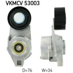 SKF Spännrulle, aggregatrem VKMCV 53003 - köp med 34% rabatt
