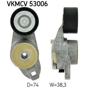 SKF Spännrulle, aggregatrem VKMCV 53006 - köp med 23% rabatt