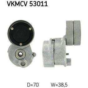 SKF Spännrulle, aggregatrem VKMCV 53011 - köp med 29% rabatt