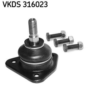 Vairo mechanizmo sistema VKDS 316023 su puikiu SKF kainos/kokybės santykiu