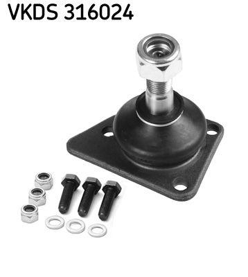Vairavimas VKDS 316024 su puikiu SKF kainos/kokybės santykiu