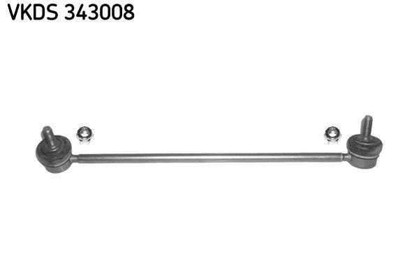 Peugeot 207 2016 Anti roll bar stabiliser kit SKF VKDS 343008: