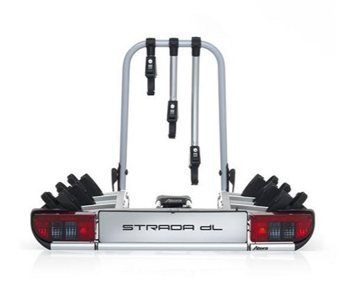 Comprare 022601 ATERA STRADA, DL Gancio traino, 14.5kg, 23.5kg Dimensioni max. telaio bici: 80mm, Dimensioni min. telaio biciclette: 25mm Portabiciclette, per portellone posteriore 022601 poco costoso