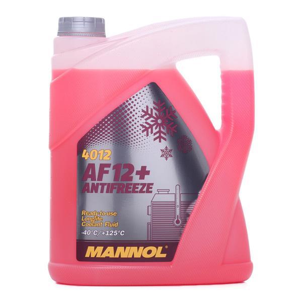Kup MANNOL Ochrona przed zamarzaniem MN4012-5 ciężarówki