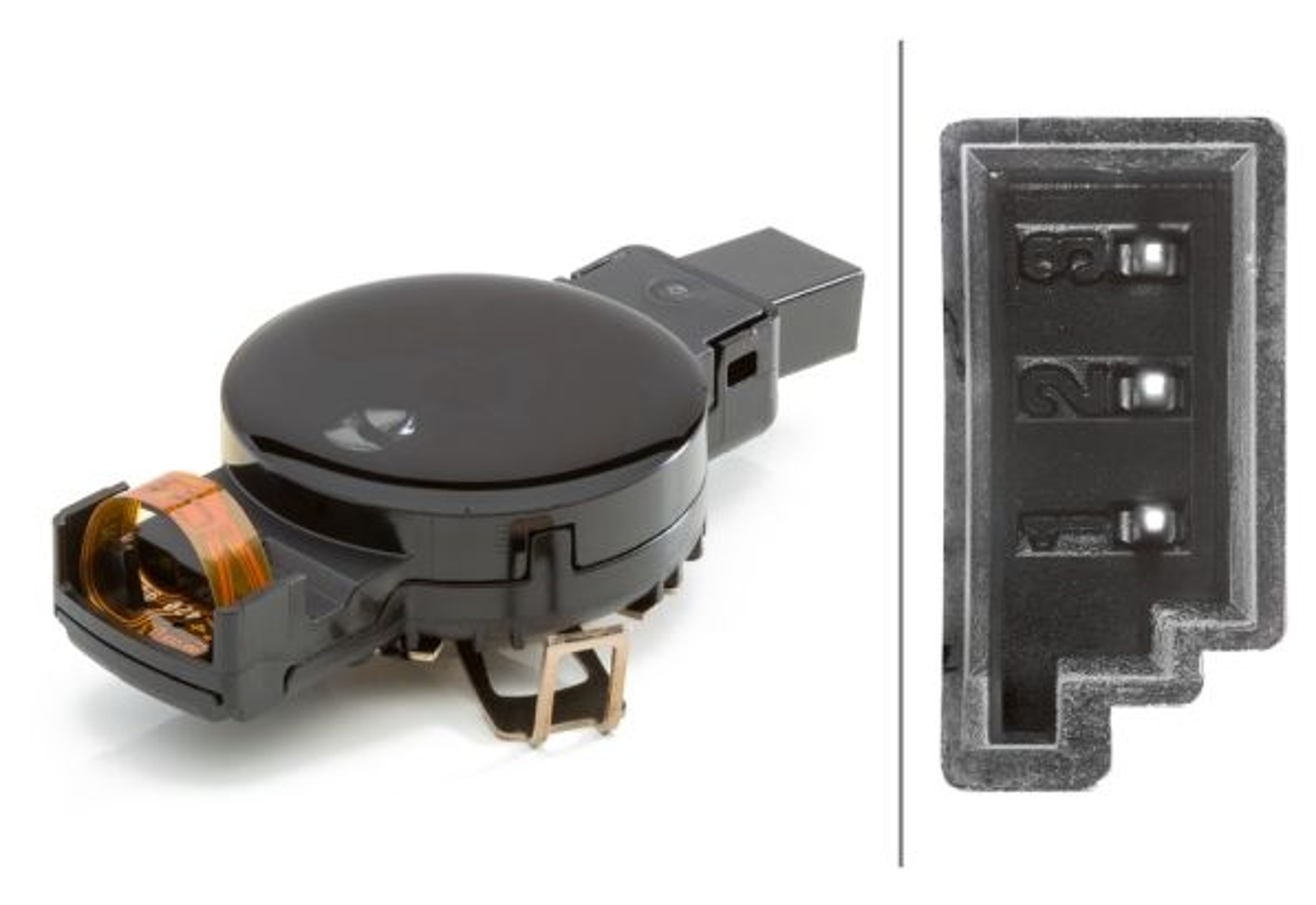 HELLA: Original Regen Lichtsensor 6PW 011 012-831 ()