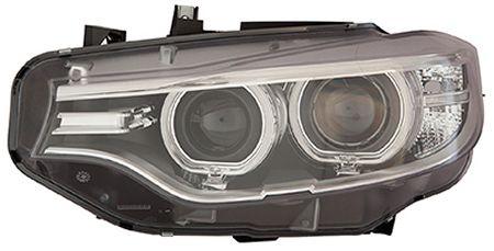 BMW 4er 2019 Frontscheinwerfer - Original VAN WEZEL 0624981 Links-/Rechtsverkehr: für Rechtsverkehr, Fahrzeugausstattung: für Fahrzeuge mit Leuchtweiteregelung (automatisch)