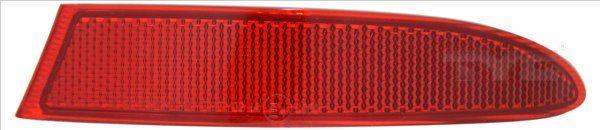 Catadiottro posteriore 17-0381-00-9 TYC — Solo ricambi nuovi