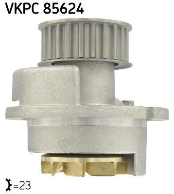 Kühlmittelpumpe SKF VKPC 85624