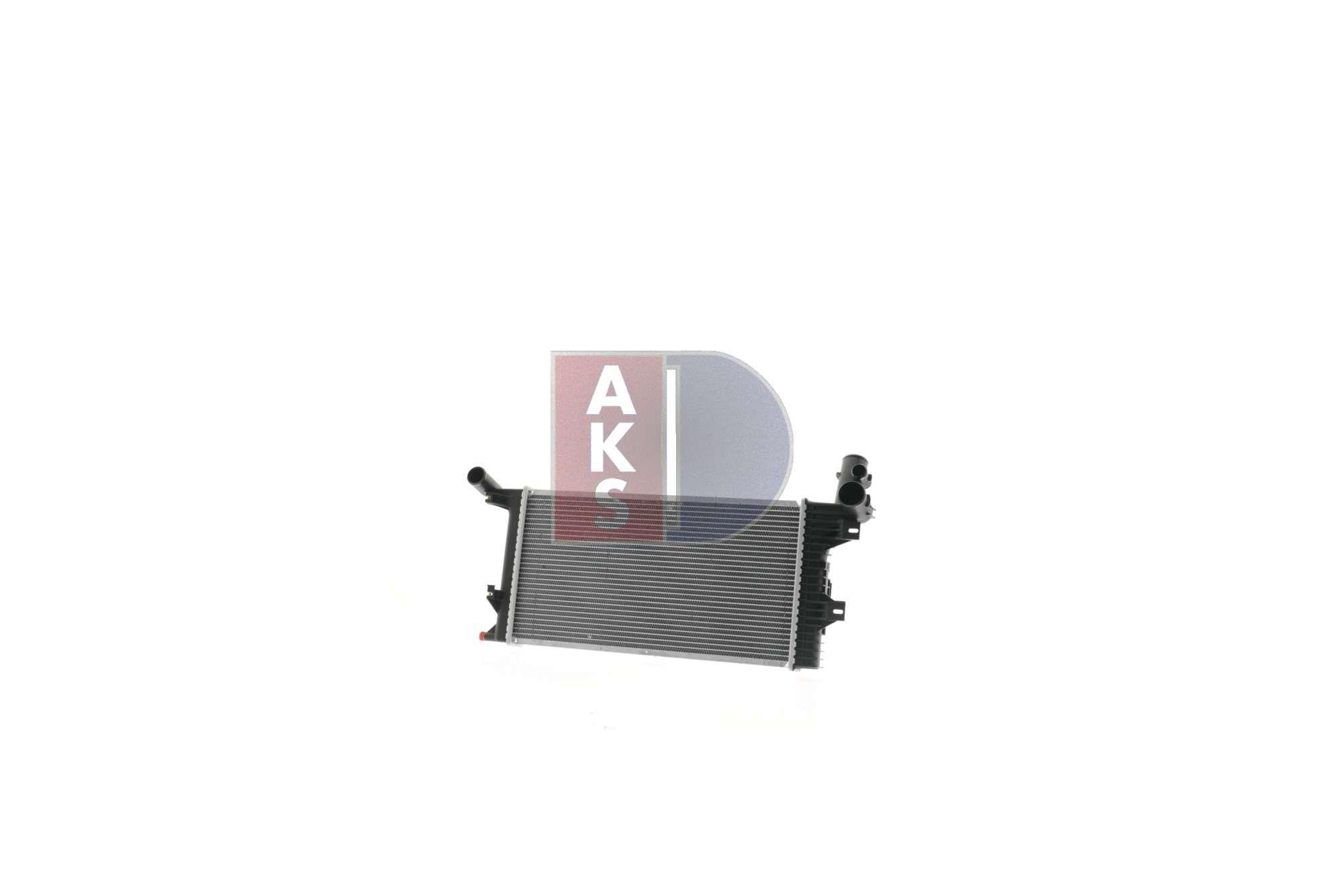 AKS DASIS Kühler, Motorkühlung passend für MERCEDES-BENZ - Artikelnummer: 132380X