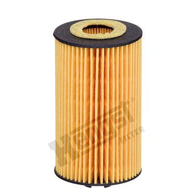 Opel CASCADA 2019 Oil filter HENGST FILTER E611H D442: Filter Insert