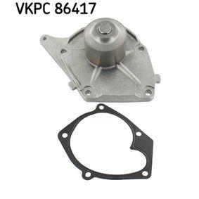 VKPC 86417 SKF für Zahnriementrieb Wasserpumpe VKPC 86417 günstig kaufen