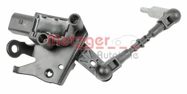 Sensor, Xenonlicht (Leuchtweiteregulierung) METZGER 0901248