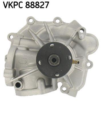 VKPC 88827 SKF für Keilriementrieb Wasserpumpe VKPC 88827 günstig kaufen