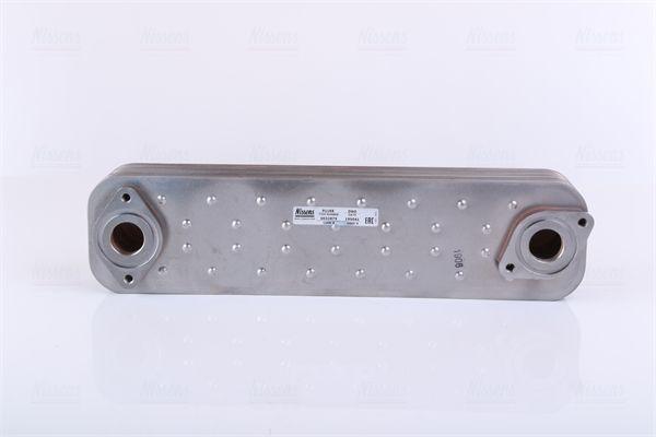 NISSENS Oljekylare, motor till IVECO - artikelnummer: 91168