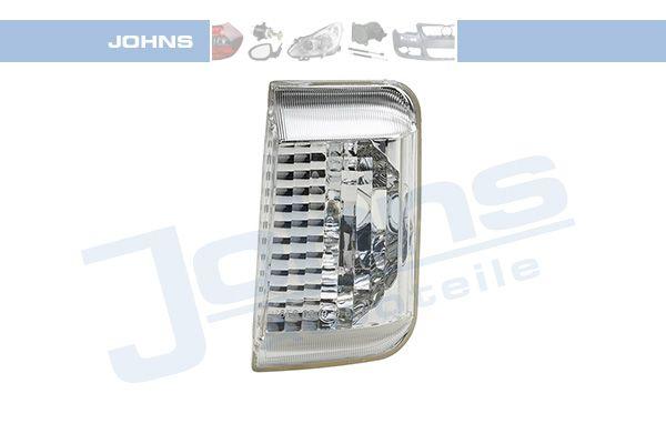 Luce laterale 30 44 38-95 JOHNS — Solo ricambi nuovi