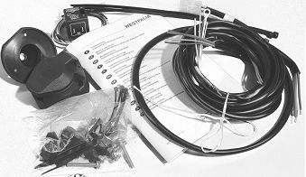 WESTFALIA 300061300113 () : Kit attelage et faisceau Renault Kangoo kc01 2013