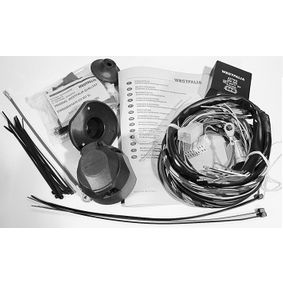 Elektrosatz, Anhängevorrichtung WESTFALIA 300072300107 Pkw-ersatzteile für Autoreparatur
