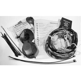 Elektrosatz, Anhängevorrichtung WESTFALIA 300072300113 Pkw-ersatzteile für Autoreparatur