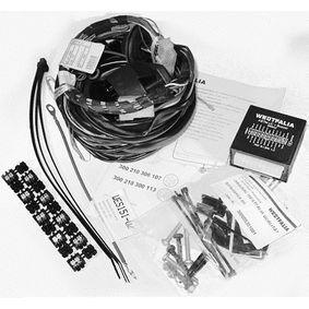Comprar y reemplazar Juego eléctrico, enganche de remolque WESTFALIA 300210300107