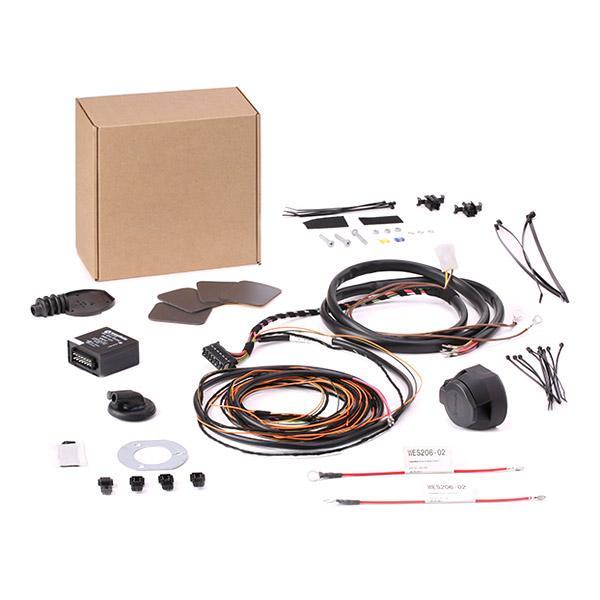 Zestaw elektryczny, zestaw zaczepu przyczepy 303460300113 kupić - całodobowo!