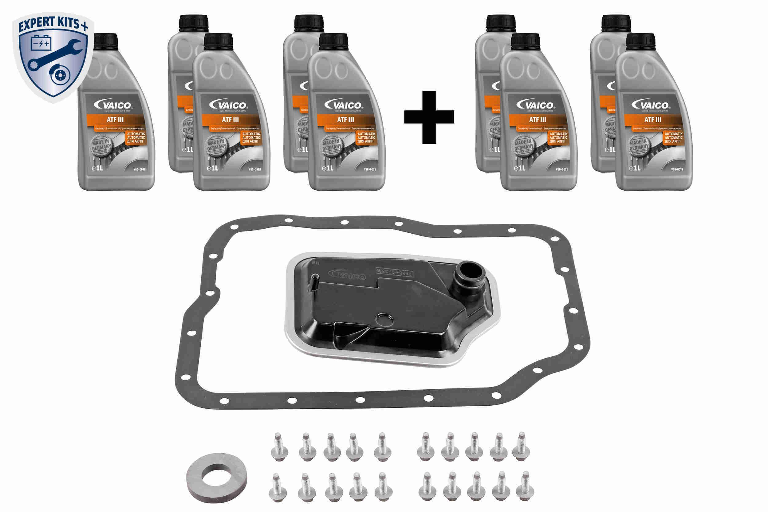 VAICO: Original Teilesatz, Ölwechsel-Automatikgetriebe V25-0797-XXL ()