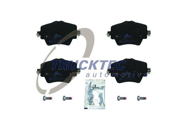 Bremsbelagsatz TRUCKTEC AUTOMOTIVE 08.35.203
