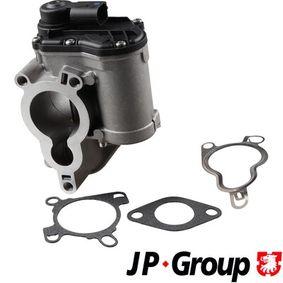 4319900400 JP GROUP elektrisch, mit Dichtungen AGR-Ventil 4319900400 günstig kaufen