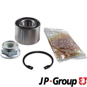 4351301519 JP GROUP Hinterachse beidseitig, mit Anbaumaterial Ø: 52mm, Innendurchmesser: 25mm Radlagersatz 4351301510 günstig kaufen