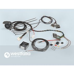 Compre e substitua Kit eléctrico, dispositivo de reboque WESTFALIA 321106300113