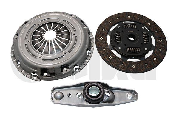 Clutch set 31411674801 VIKA — only new parts