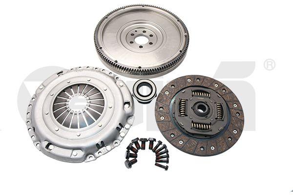 Clutch kit K11769701 VIKA — only new parts