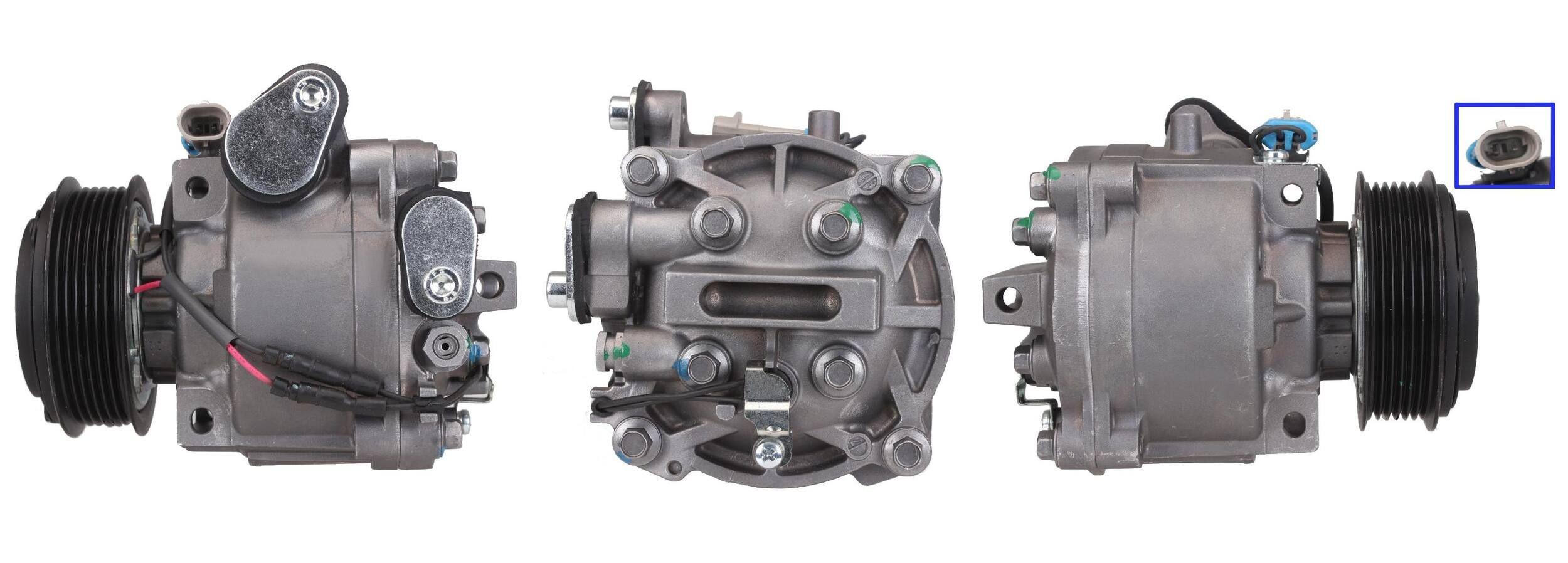 Klimakompressor LUCAS ACP01045
