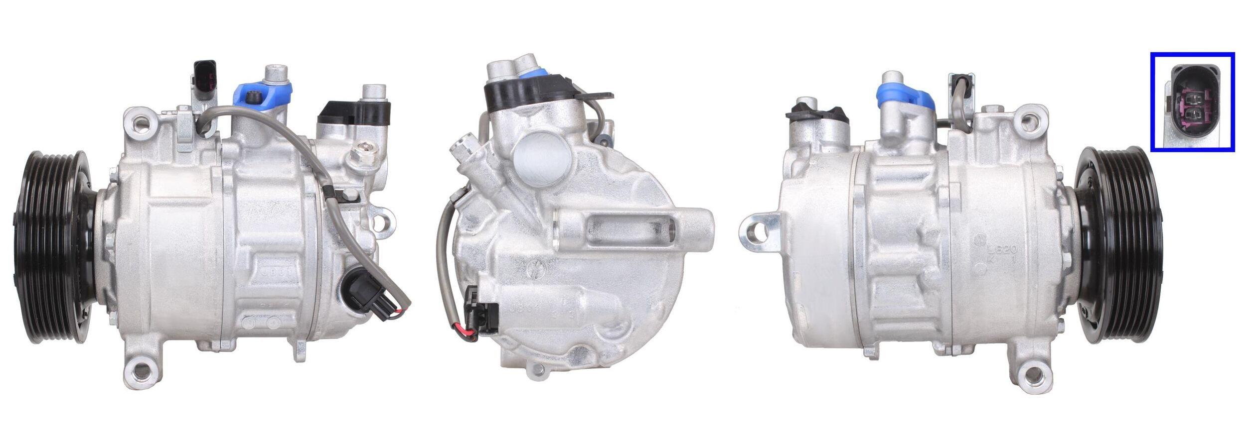 Kompressor Klimaanlage LUCAS ACP01051