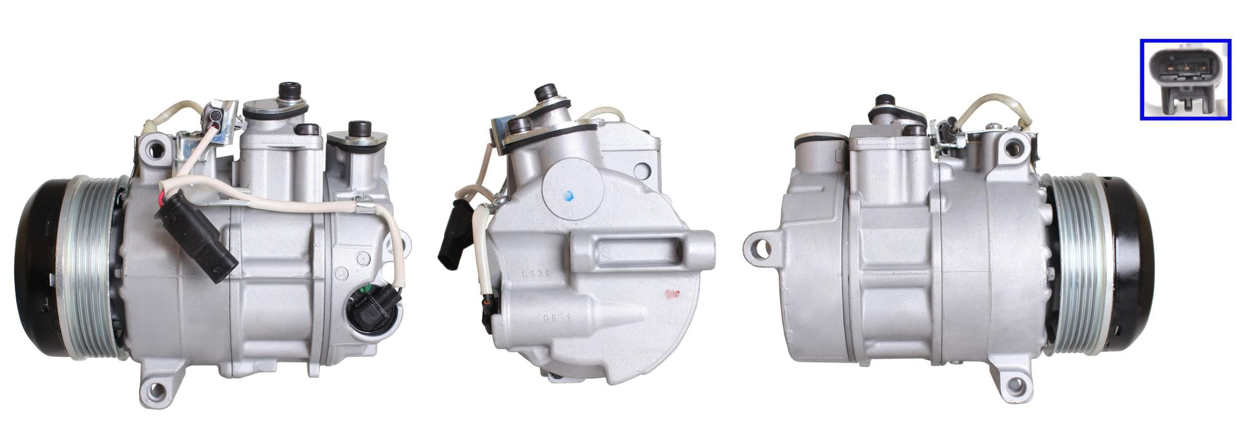 Original LAND ROVER Klimakompressor ACP01141