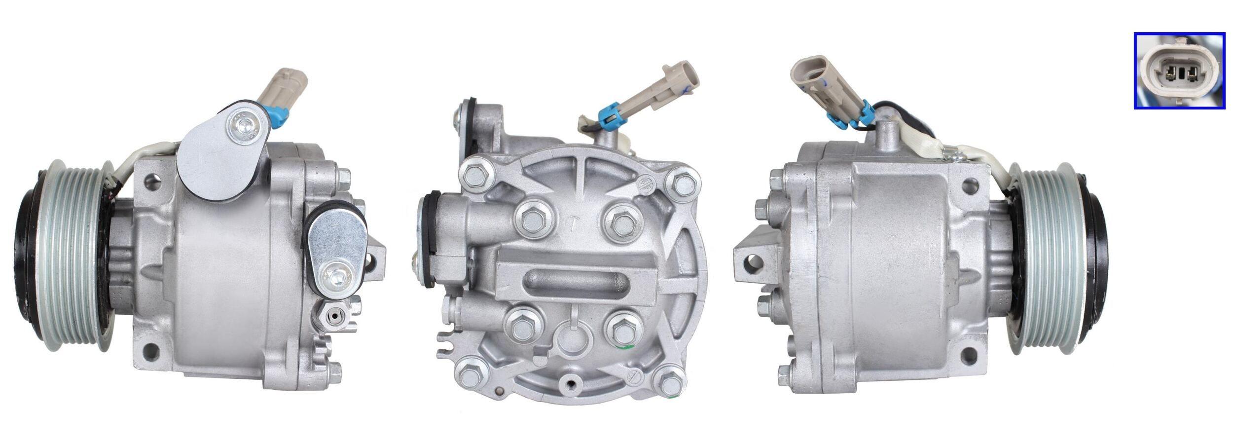 Kompressor Klimaanlage LUCAS ACP01167