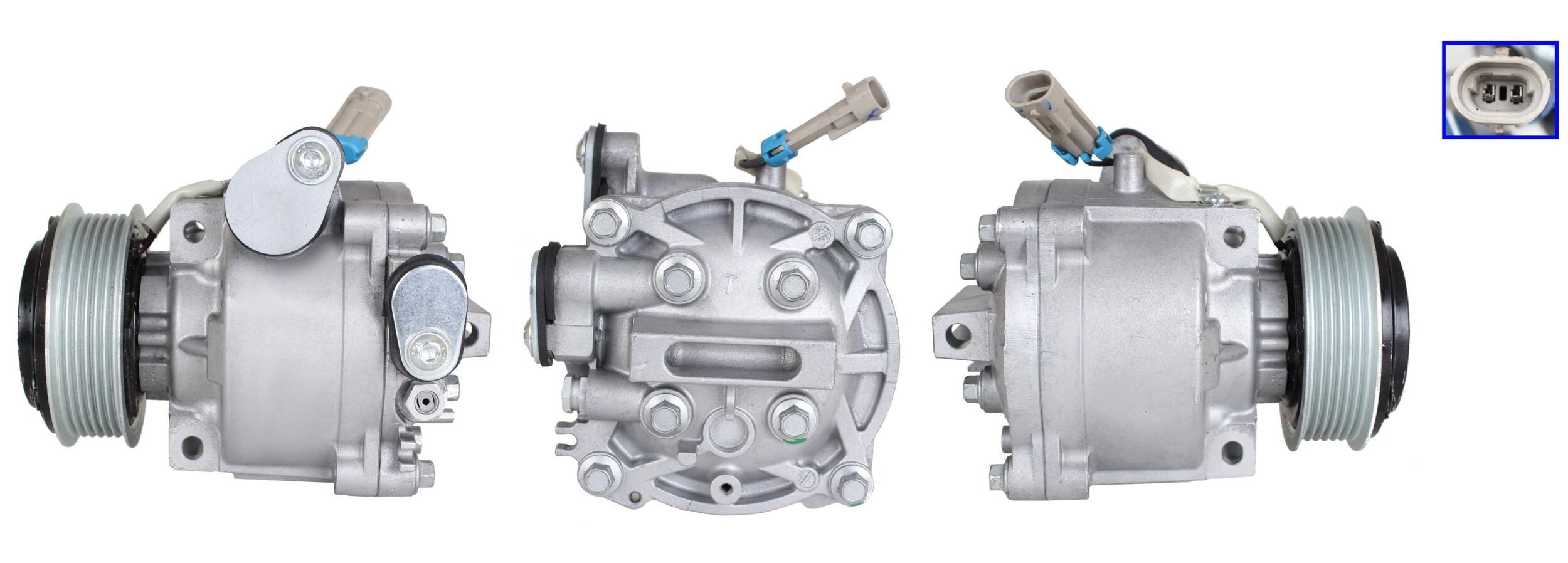 Original OPEL Kompressor Klimaanlage ACP01167