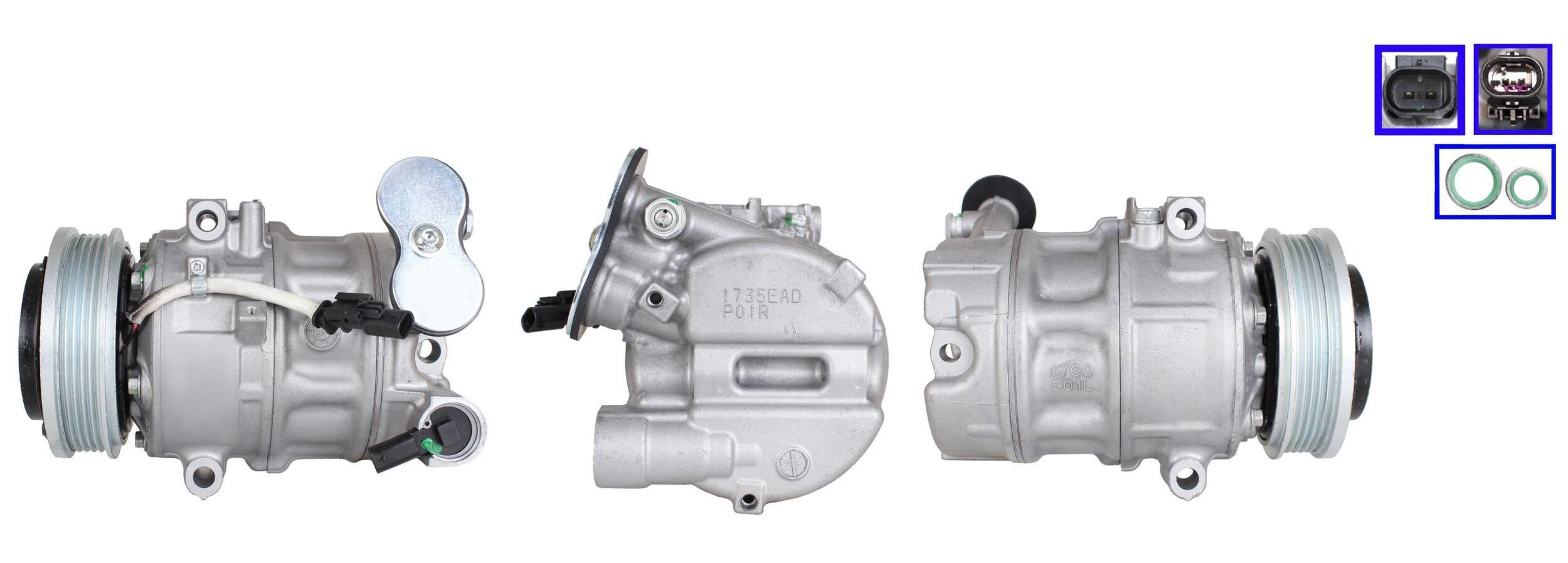 Original OPEL Klimakompressor ACP01204