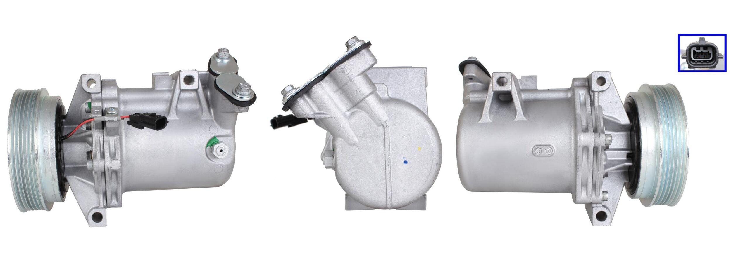 Original JAGUAR Kompressor Klimaanlage ACP01213