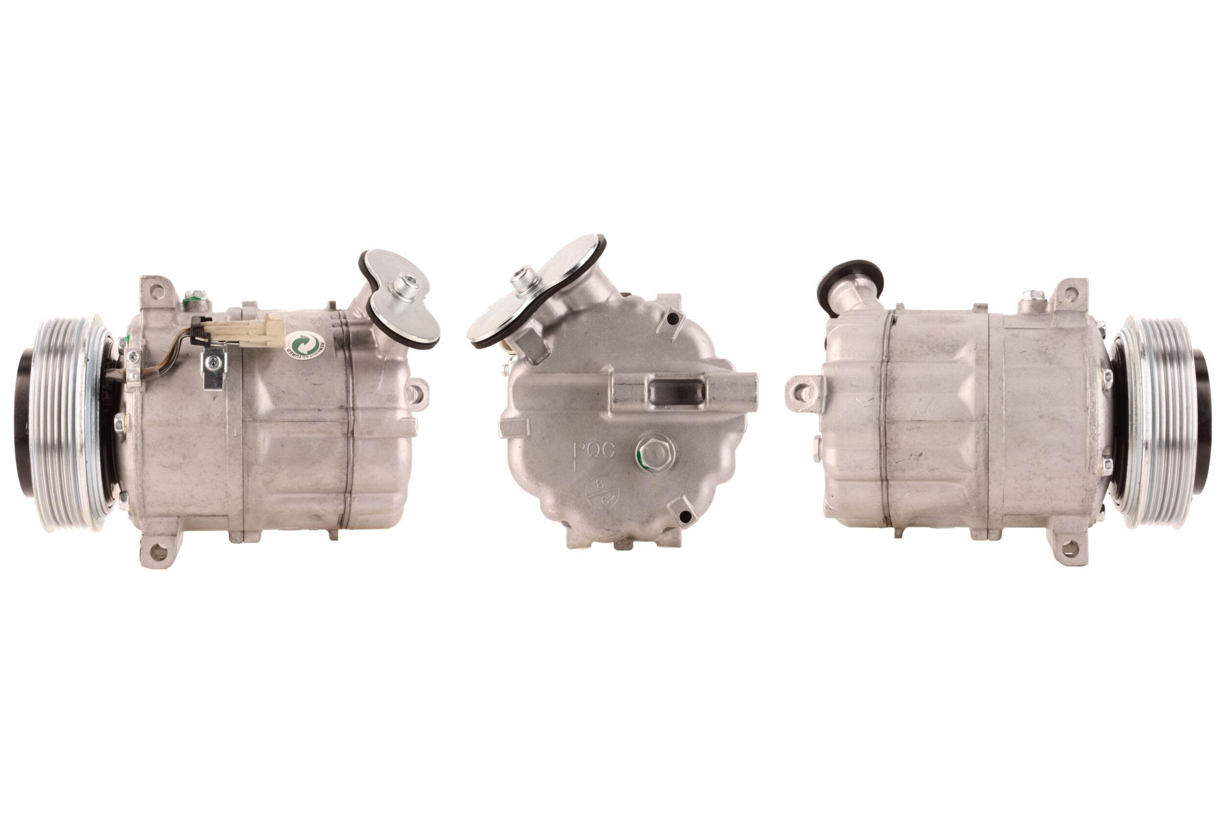 ACP199 LUCAS Kältemittel: R 134a, mit Dichtungen Riemenscheiben-Ø: 120mm, Anzahl der Rillen: 6 Klimakompressor ACP199 günstig kaufen