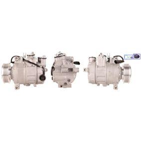 ACP232 LUCAS Kältemittel: R 134a, mit Dichtungen Riemenscheiben-Ø: 100,0mm, Anzahl der Rillen: 6 Kompressor, Klimaanlage ACP232 günstig kaufen