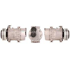 ACP256 LUCAS PAG 100 Riemenscheiben-Ø: 119mm Kompressor, Klimaanlage ACP256 günstig kaufen
