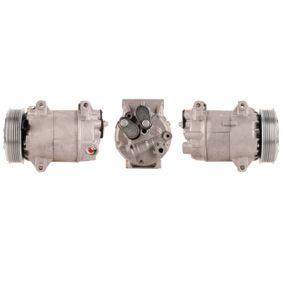 ACP552 LUCAS Kältemittel: R 134a, mit Dichtungen Riemenscheiben-Ø: 119,0mm, Anzahl der Rillen: 7 Kompressor, Klimaanlage ACP552 günstig kaufen