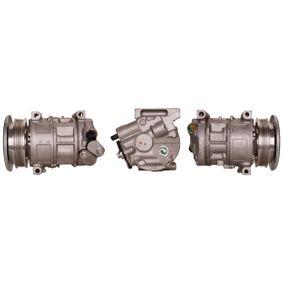 ACP554 LUCAS PAG 46 Riemenscheiben-Ø: 115mm Kompressor, Klimaanlage ACP554 günstig kaufen