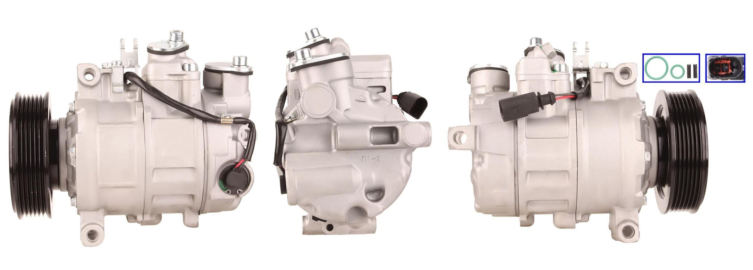 Kompressor Klimaanlage LUCAS ACP670