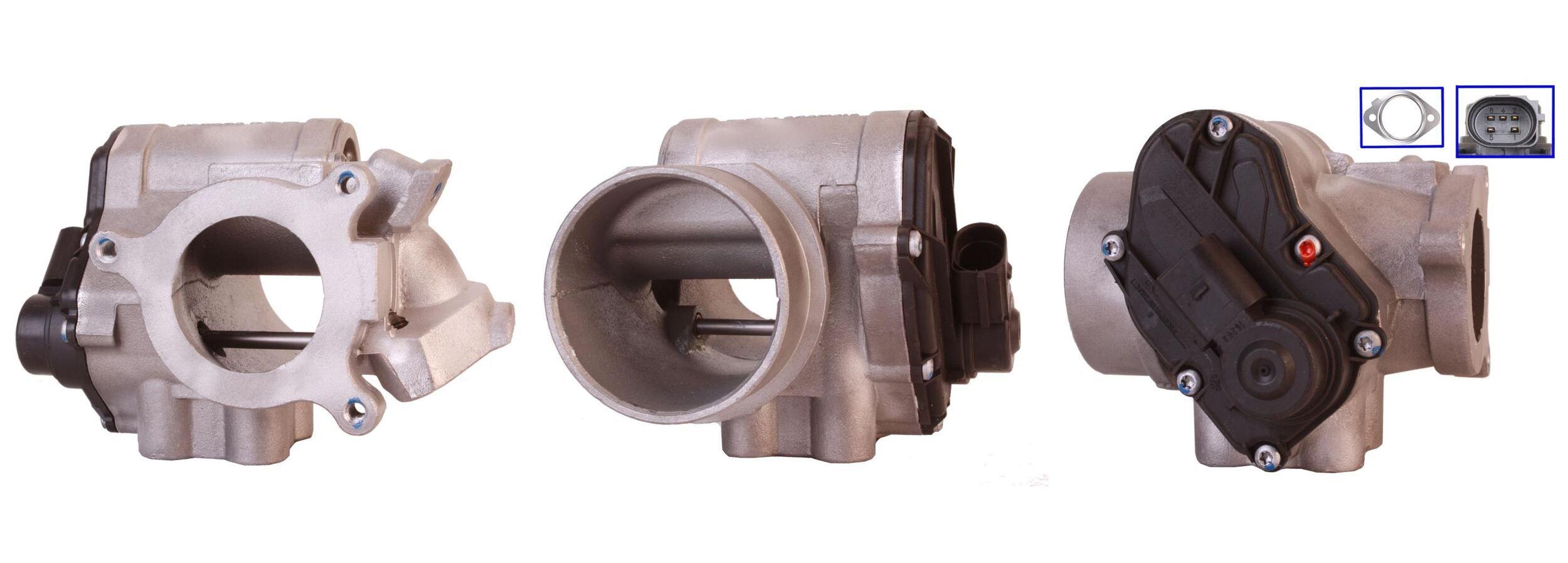 Original NISSAN AGR Ventil LEV0197