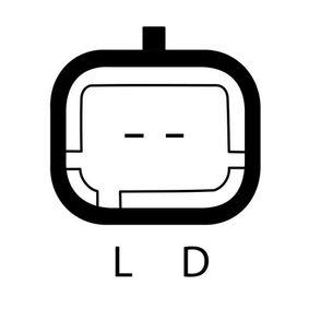 LRA01990 Lichtmaschine LUCAS LRA01990 - Große Auswahl - stark reduziert