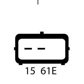 LRA02076 Lichtmaschine LUCAS LRA02076 - Große Auswahl - stark reduziert